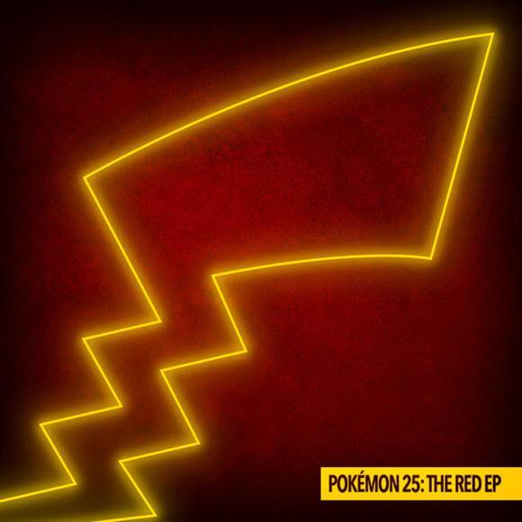 Pokémon 25: The Red EP