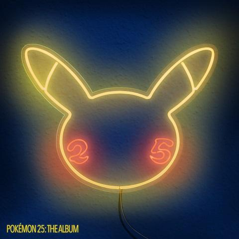 Pokémon P25 Album