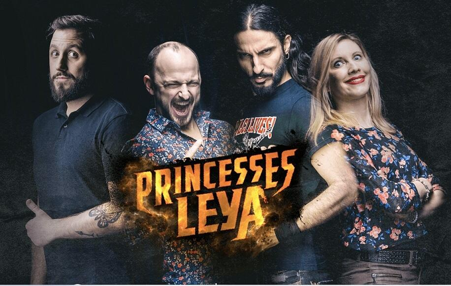 Princesses Leya