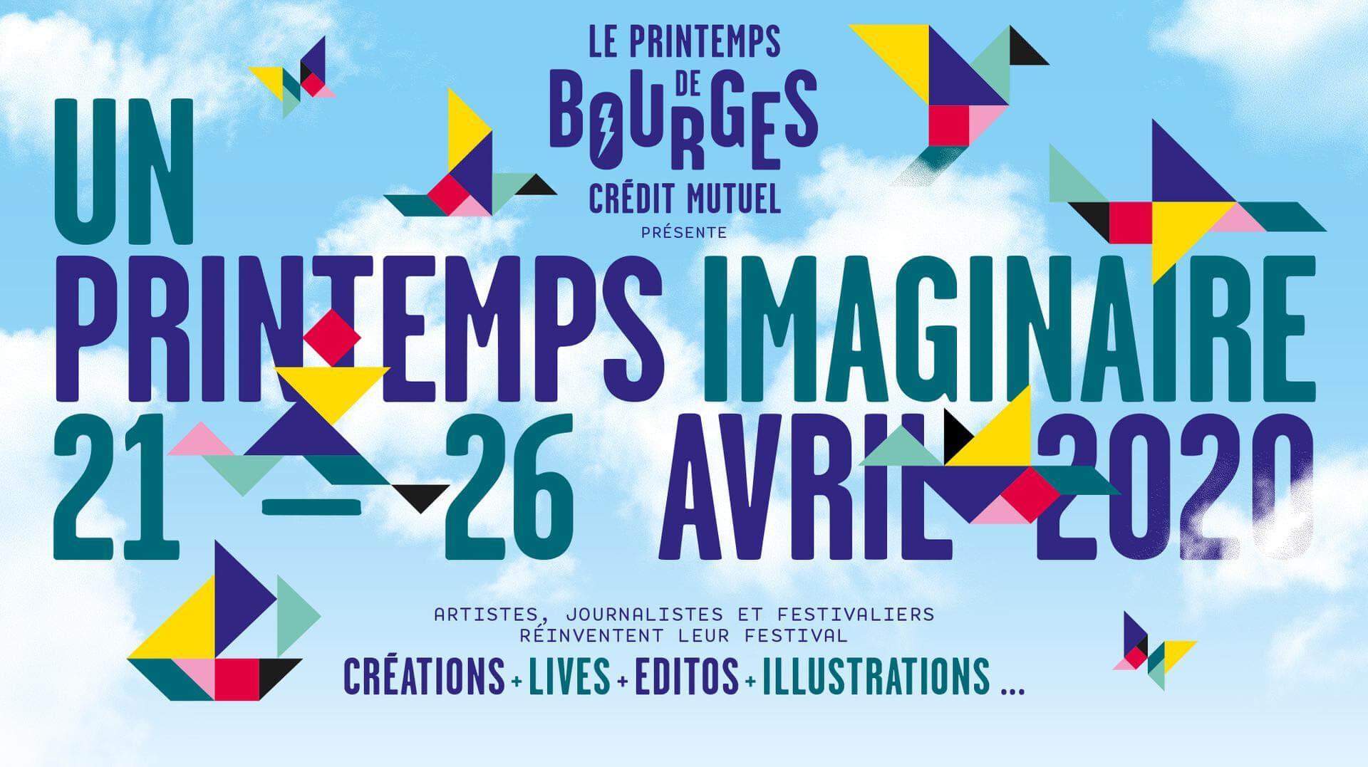 Printemps de Bourges Imaginaire