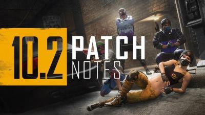 Pubg patch 10.2