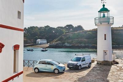 Renault Belle ile en mer