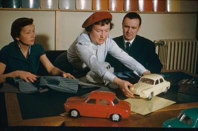Renault colore le monde