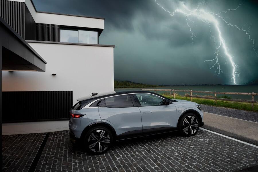 Renault Mégane E-Tech électrique