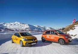 Renault sport Val Thorens