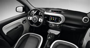 Renault Twingo - série limitée Midnight