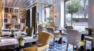 Restaurant Hispania Brussels