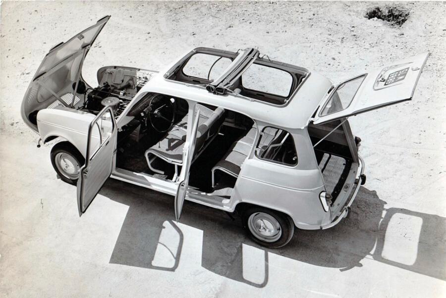 Révolution hayon Renault