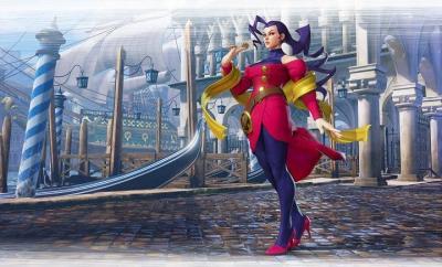 Rose - Street Fighter V