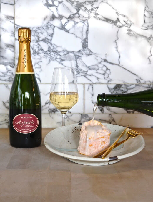 Saint Octabe - Clair de champagne