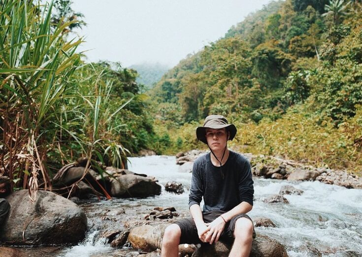 Seb en Papouasie, la vraie aventure