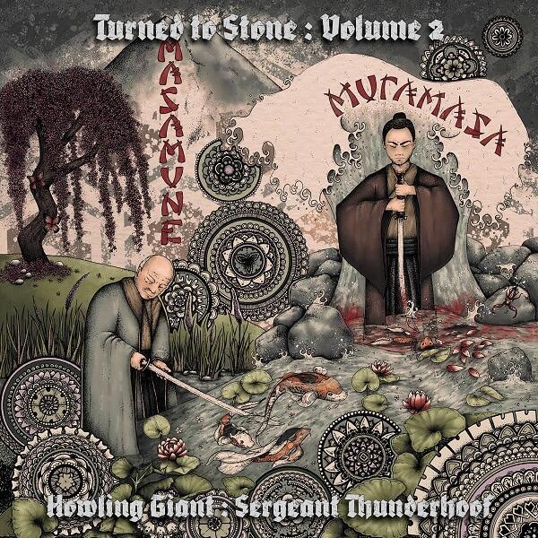 Sergeant thunderhoof - Turned To Stone Chapter II