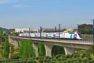 SNCF Ouigo Espagne