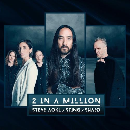 Steve Aoki, Sting - 2 in a million