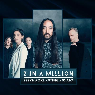 Steve Aoki, Sting - 2 in a million
