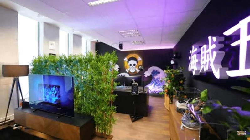 Studio Loat Mastu (capture d'écran Youtube Mastu)