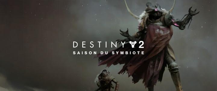 Symbiote de Destiny 2