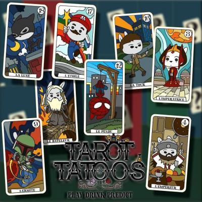 Tarot Tatoos