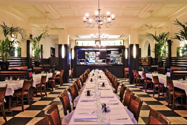 Restaurant Taverne du passage à Bruxelles