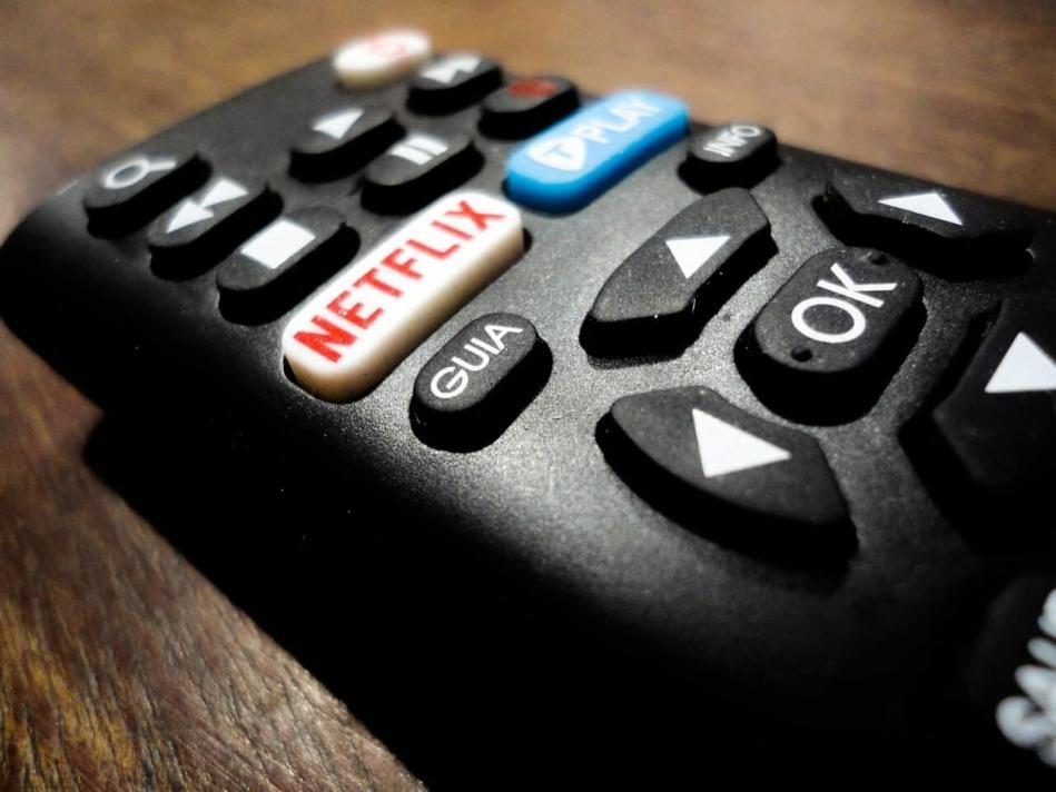 Télécommande - Netflix