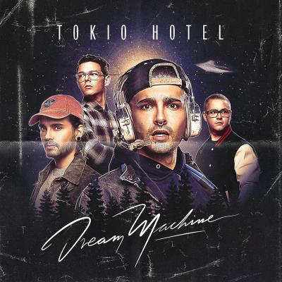 Tokio Hotel cover Dream Machine