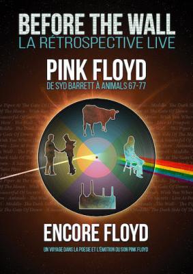 Tournée 2019 Encore Floyd