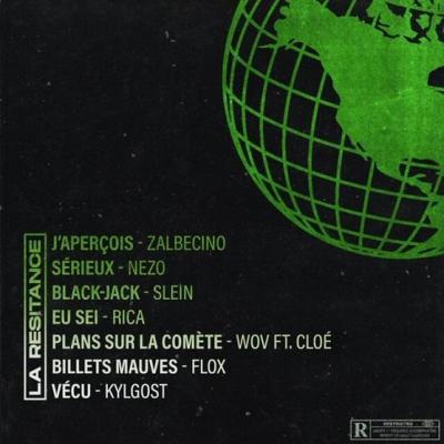 Tracklist La resistance