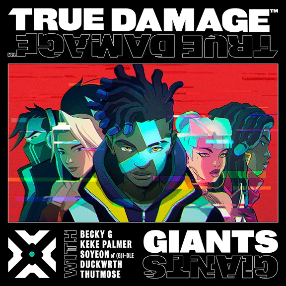 True damage - Riots games