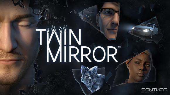 Twin mirror soundtrack