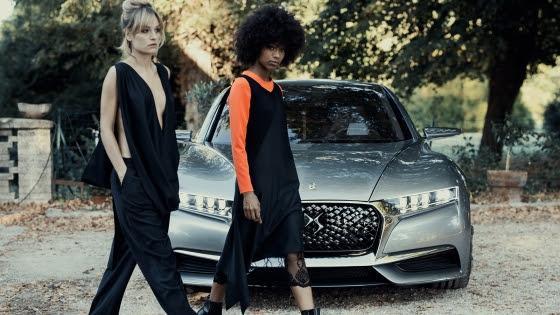Un autre regard - DS Automobiles Paris Fashion Week 2021