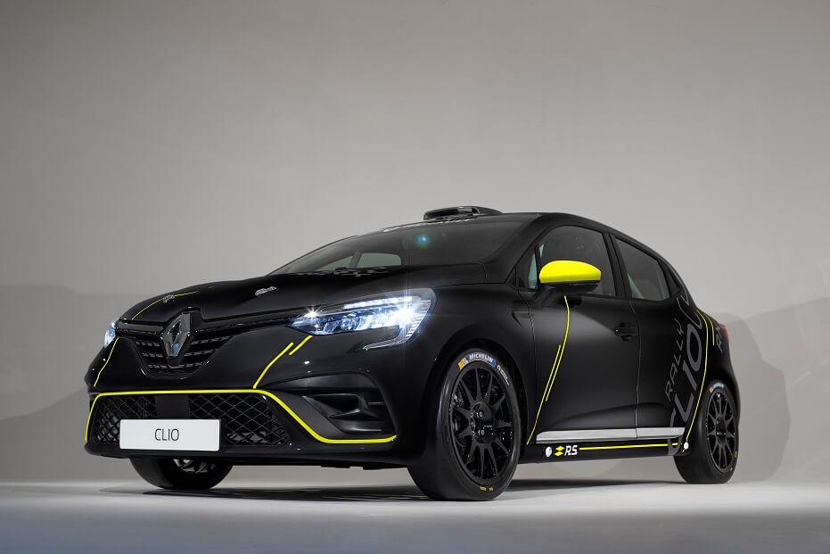 Variations Renault Clio