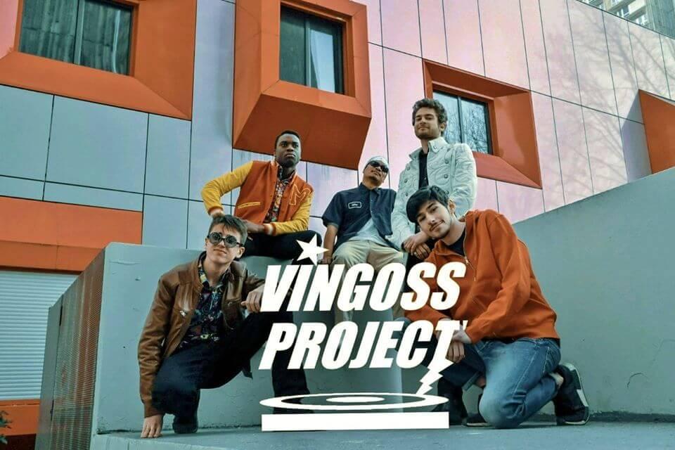 Vingoss Project prépare un album funk