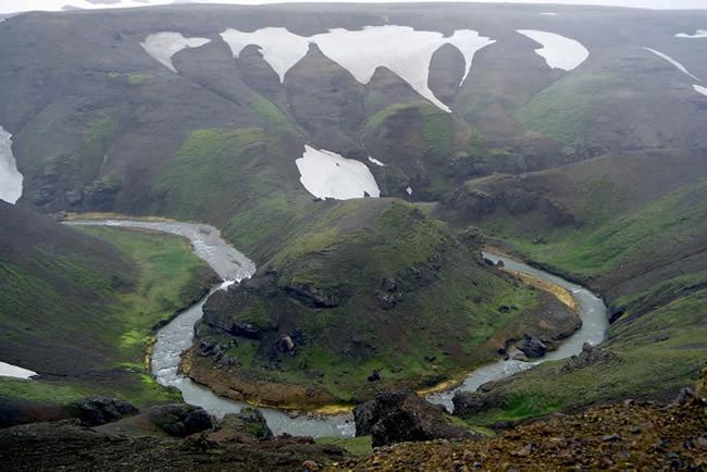 Voyage dans la nature en Islande
