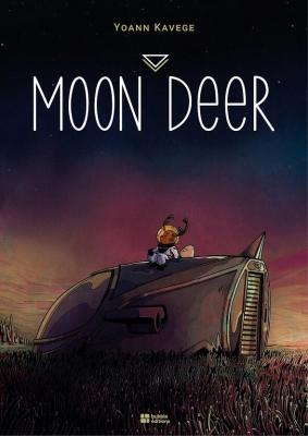 Yoann Kavege - Moon Deer