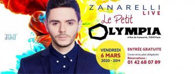 Zanarelli - Petit olympia 2020