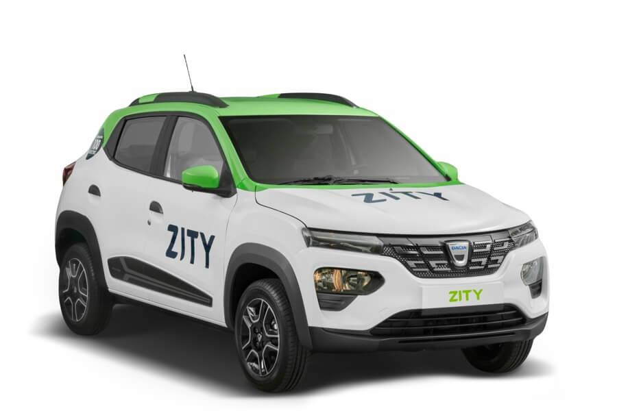 Zity by Mobilize  - Dacia Spring